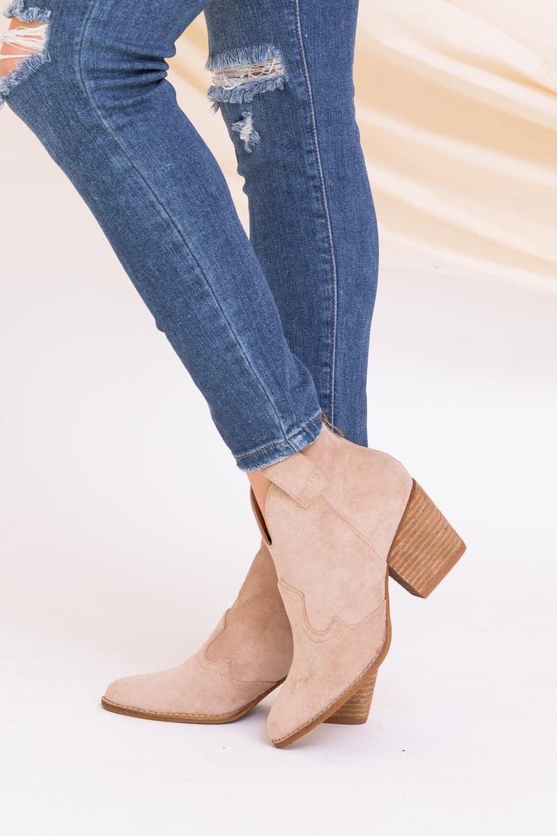 Step By Step Bootie