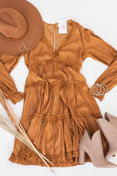 Around the Table  Dress