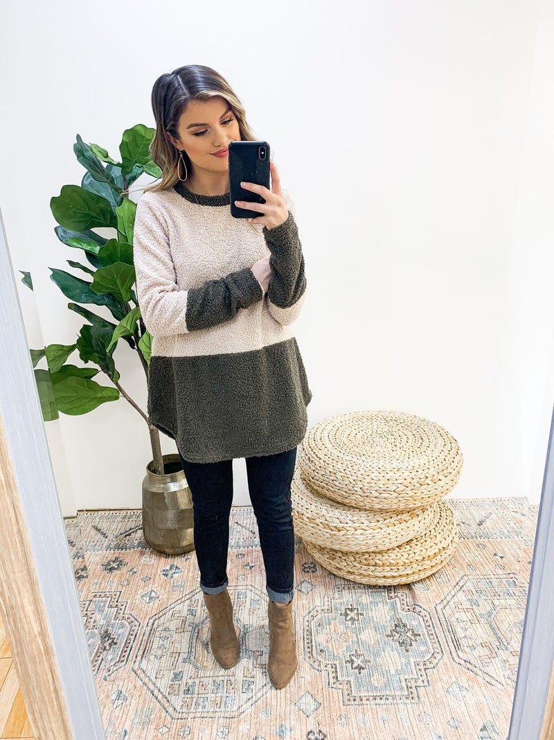 Down the Block Sweater