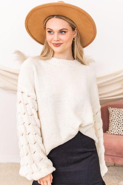 Weekend Coffee Date Sweater