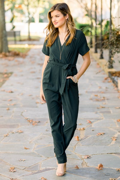 On the Hunt Jumpsuit