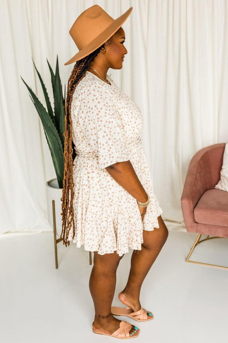 Floral Goddess Dress