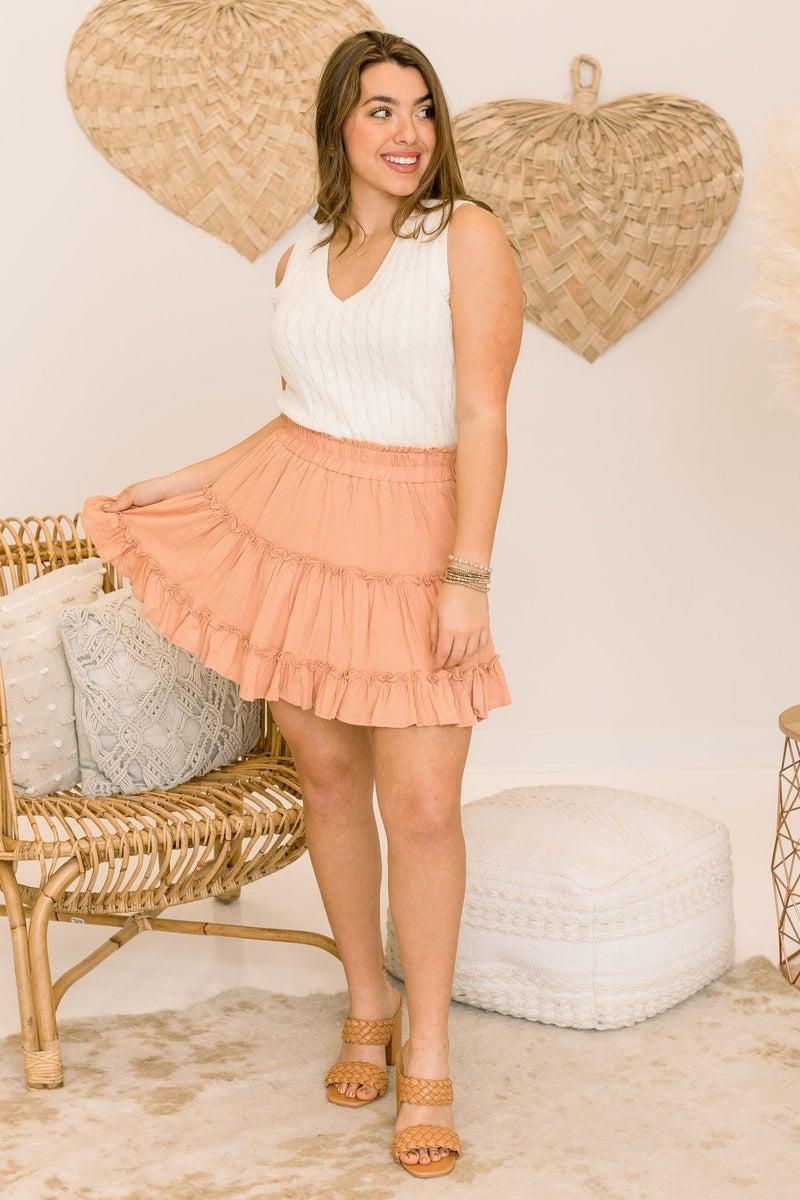 Skipping Town Skirt
