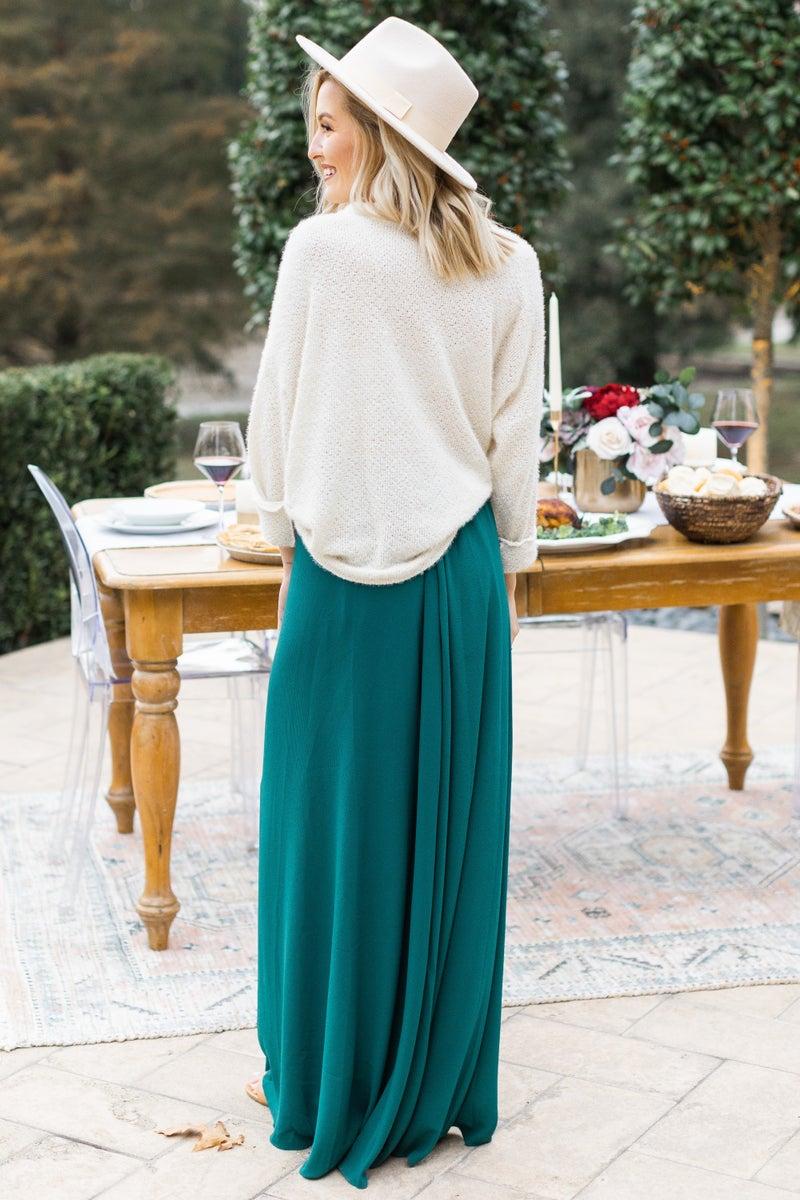 Emerald Dreams Skirt