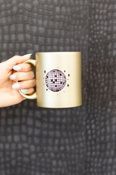 Disco Inferno Mug *Final Sale*