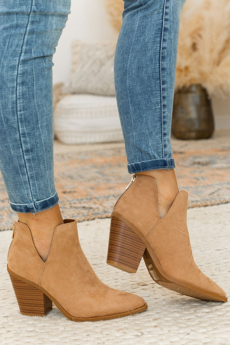 It Takes Two Bootie
