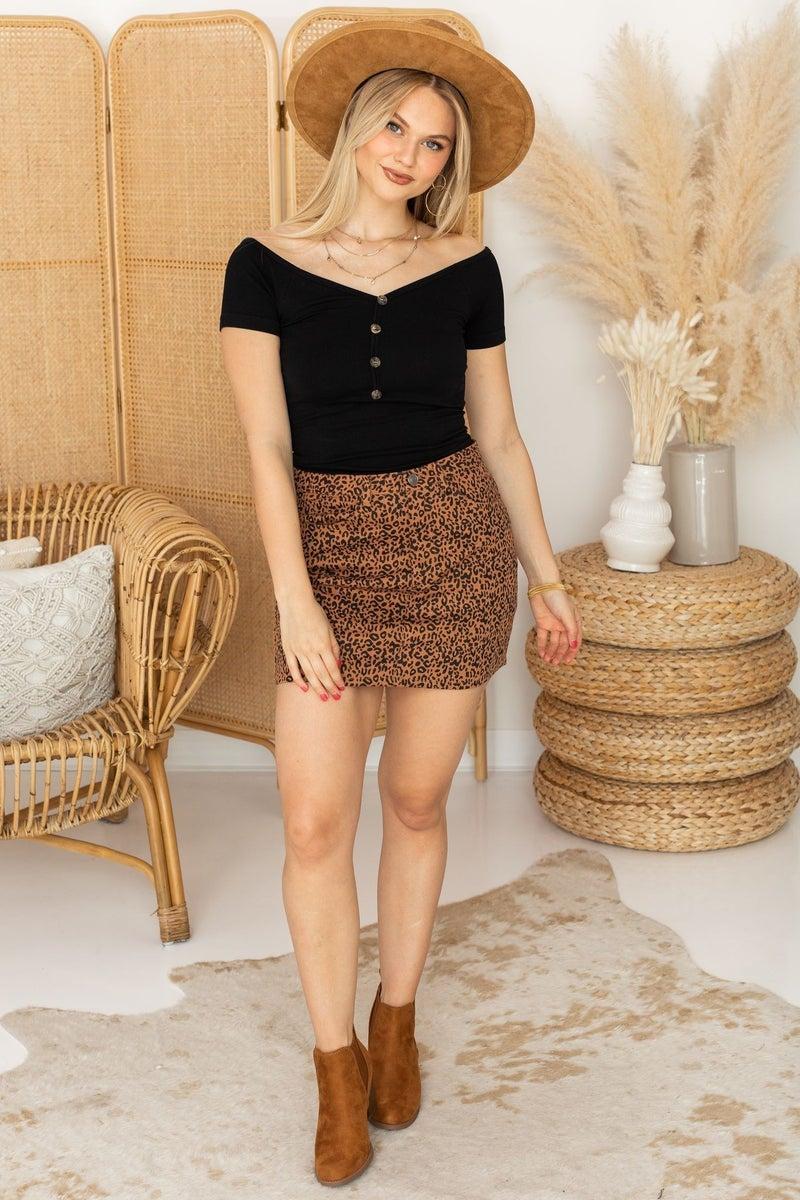 Nothing Subtle Skirt