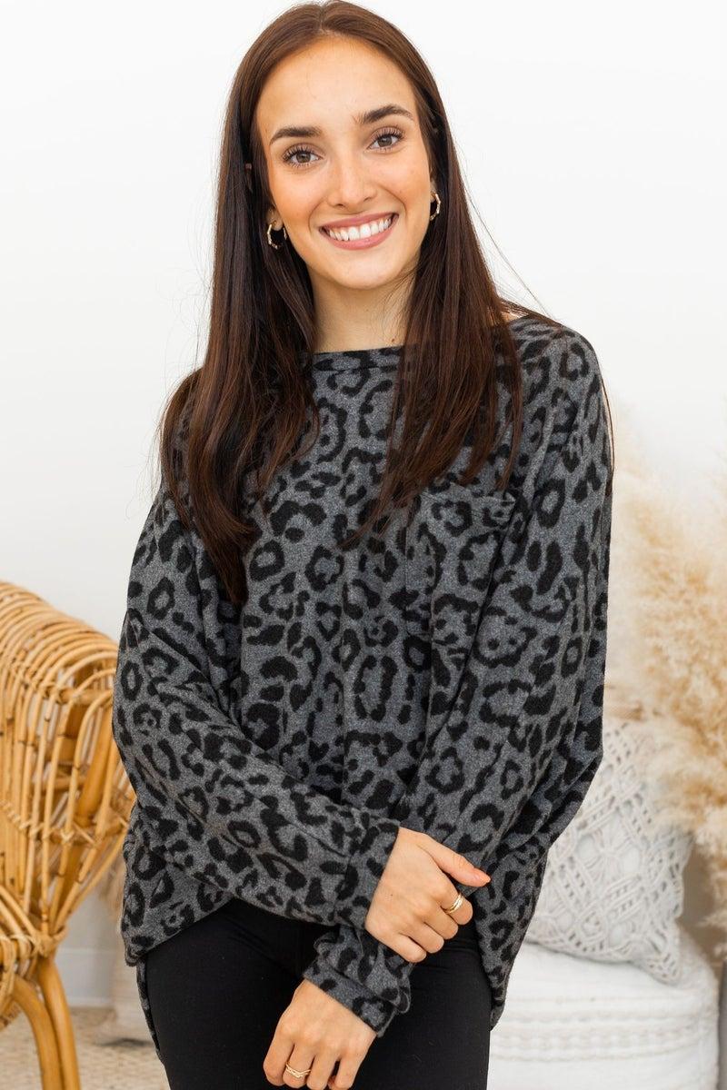 Leopard Loving Sweater
