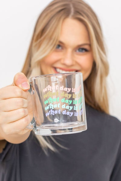 What Day is it? Mug