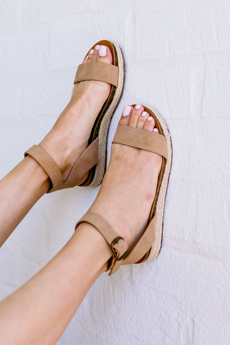 Chasing Sunsets Sandals