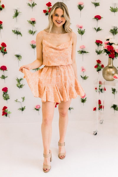 Mid Summer Party Romper