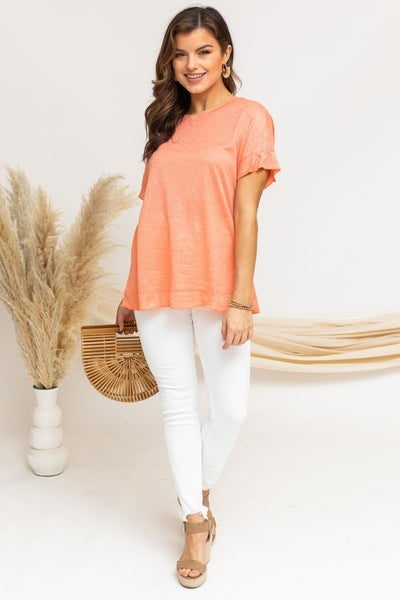 Flutter Away Top