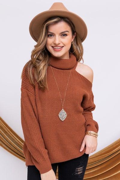 Strike a Deal Sweater