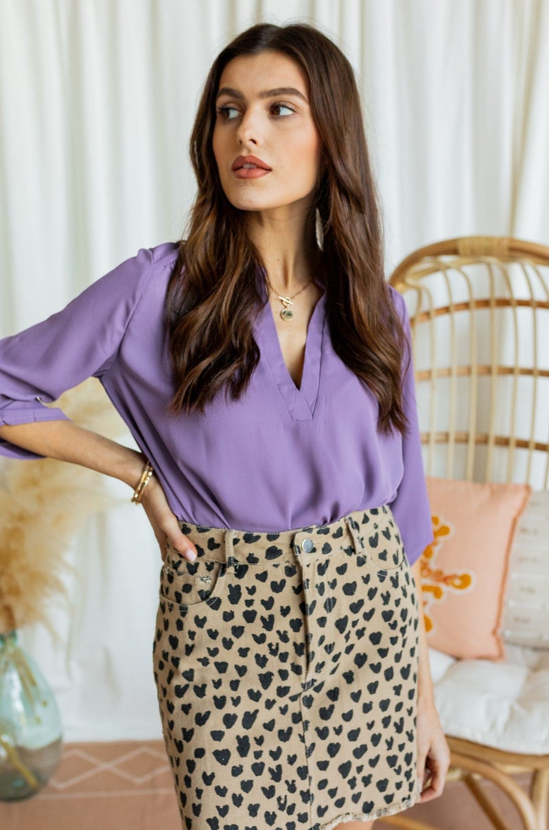 Work to After Hours Top