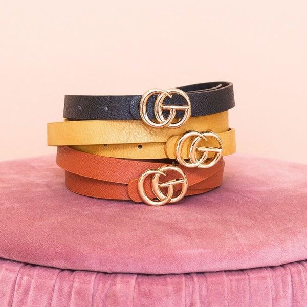 Golden Hour Belt Trio *Final Sale*