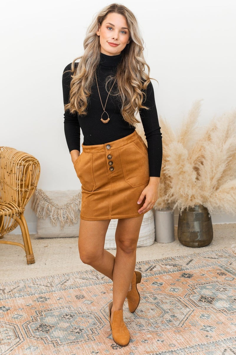 Persuade in Time Skirt