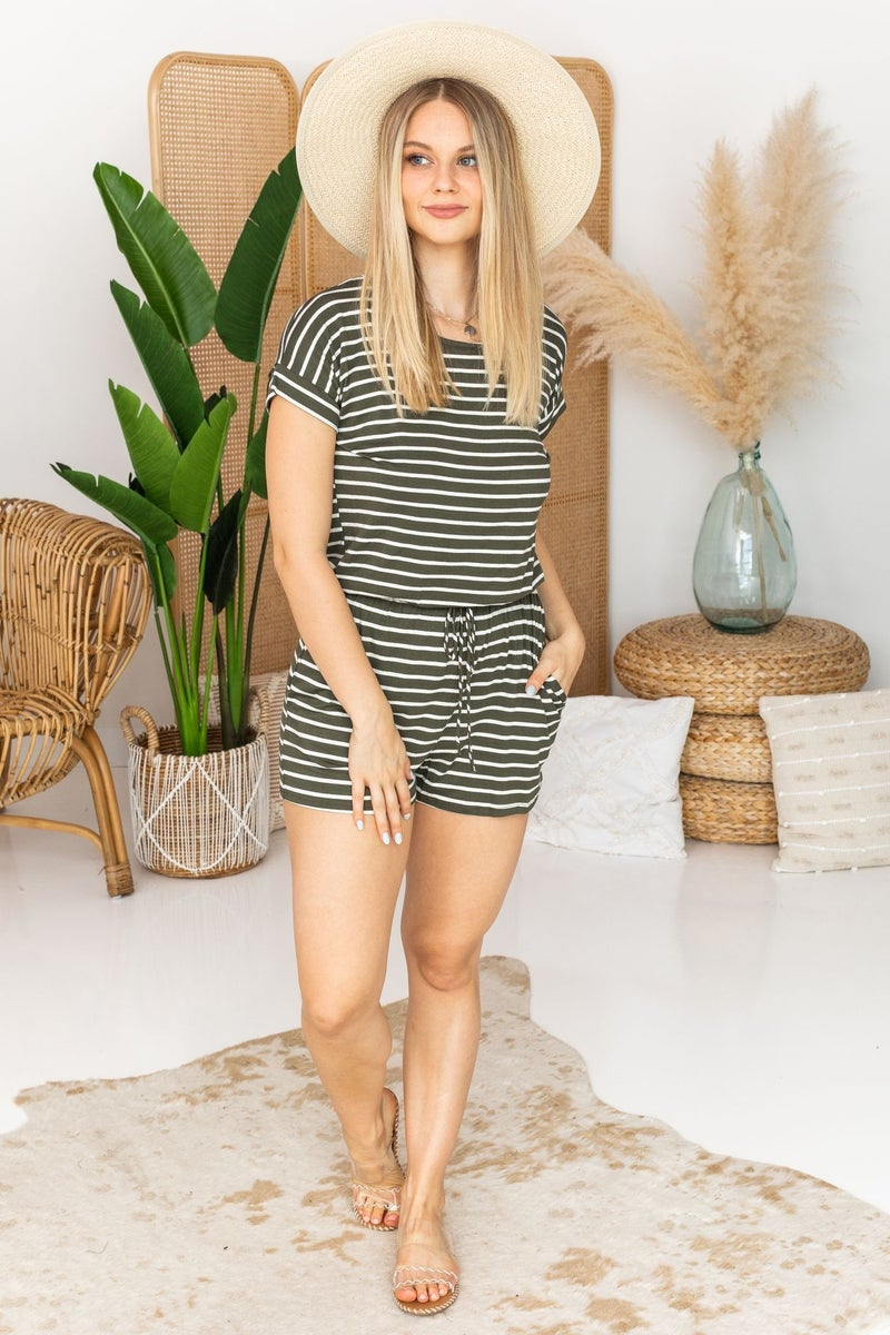 Into the Abyss Romper