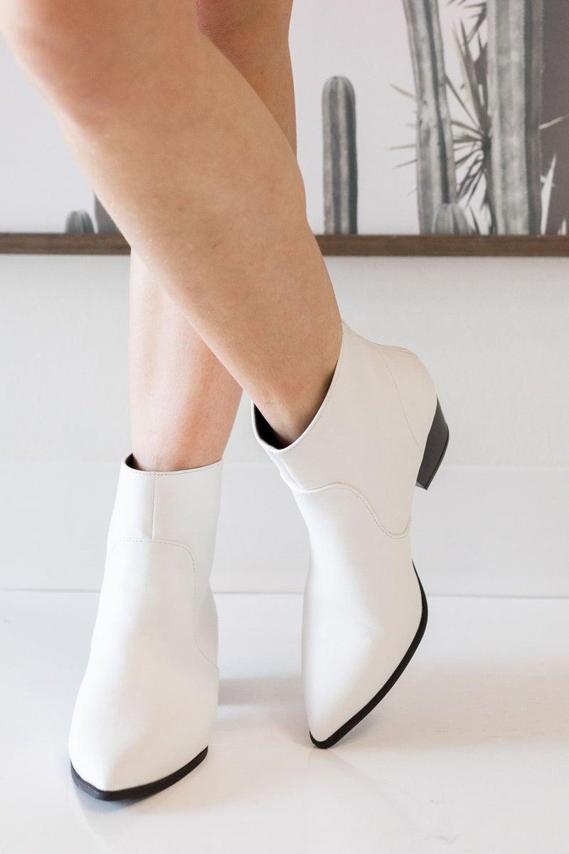 Sleek Booties