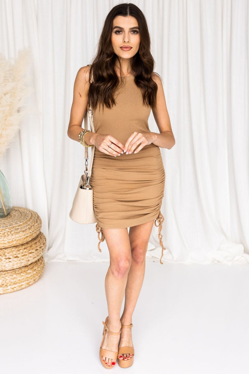 Snatched and Cinched Dress