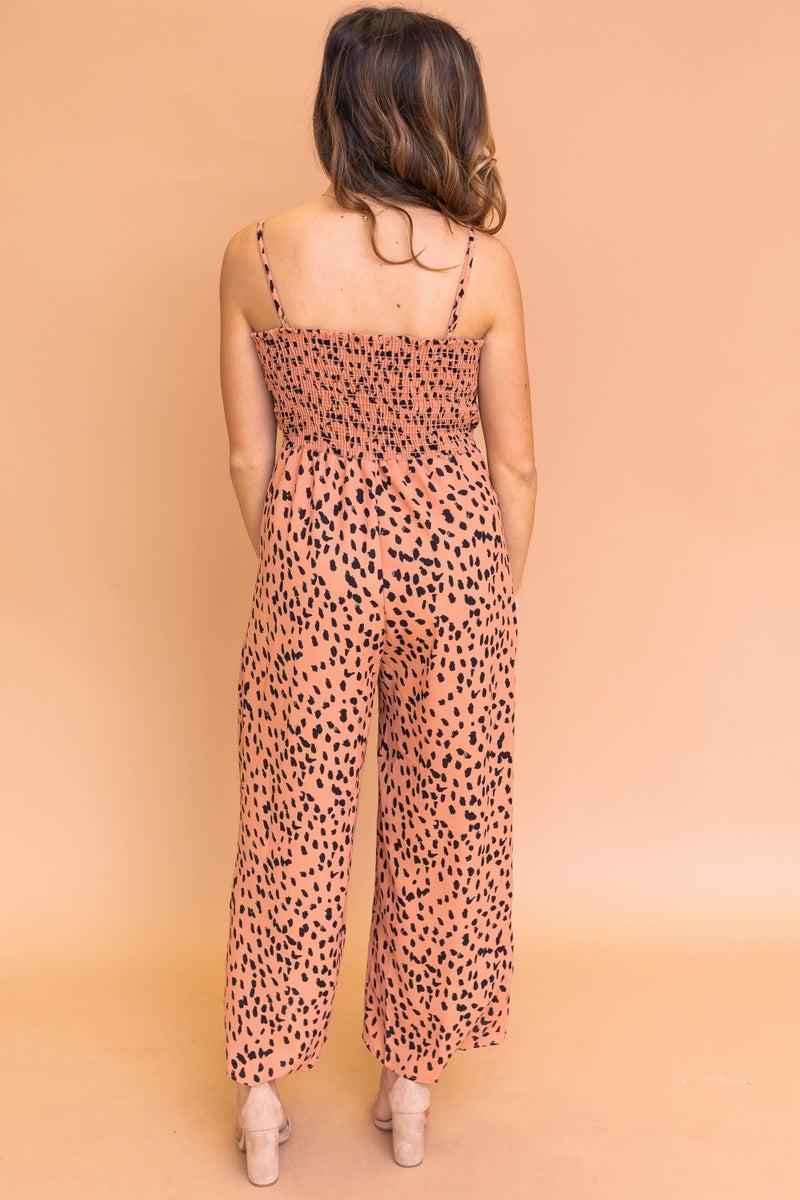 Our Fave Print Jumpsuit