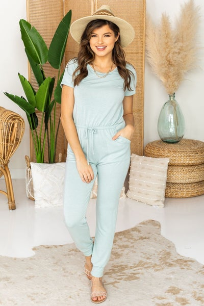 Travel Casually Jumpsuit