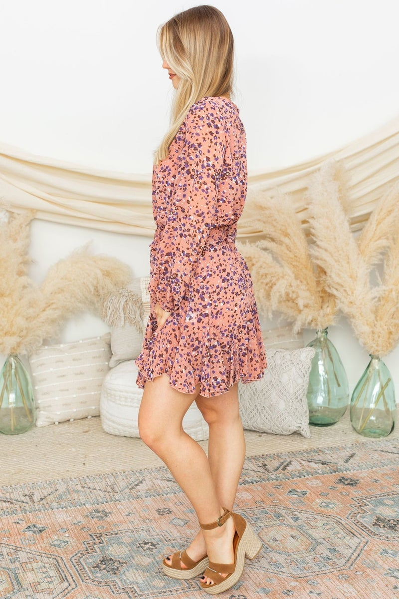 Smock to the Beat Dress
