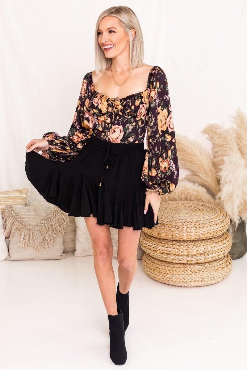 Vintage Rose Bodysuit
