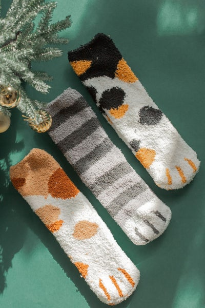 Step into Cozy Socks