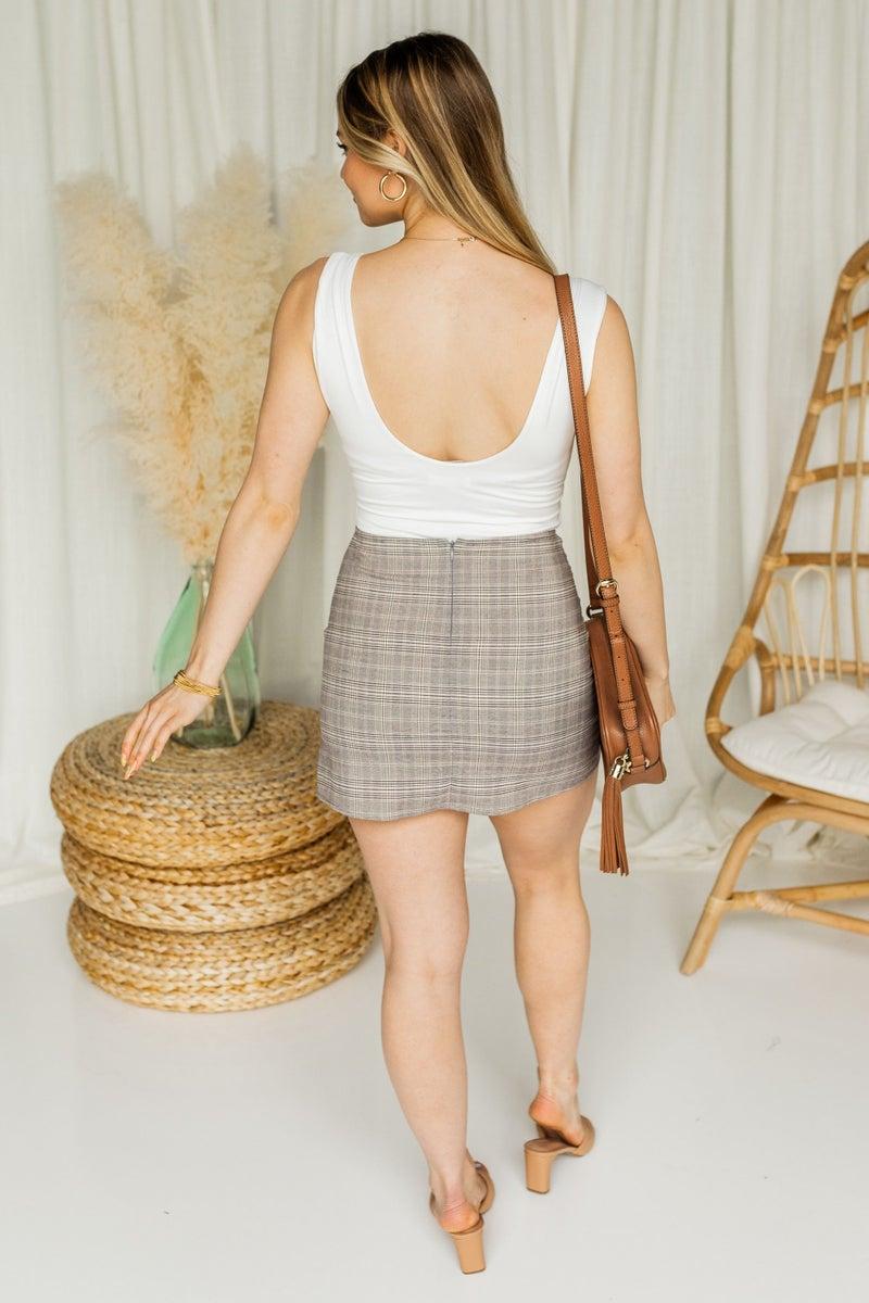 Schooling Life Skirt