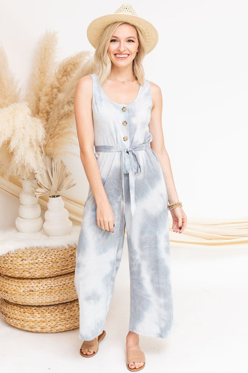 Living the Good Life Jumpsuit