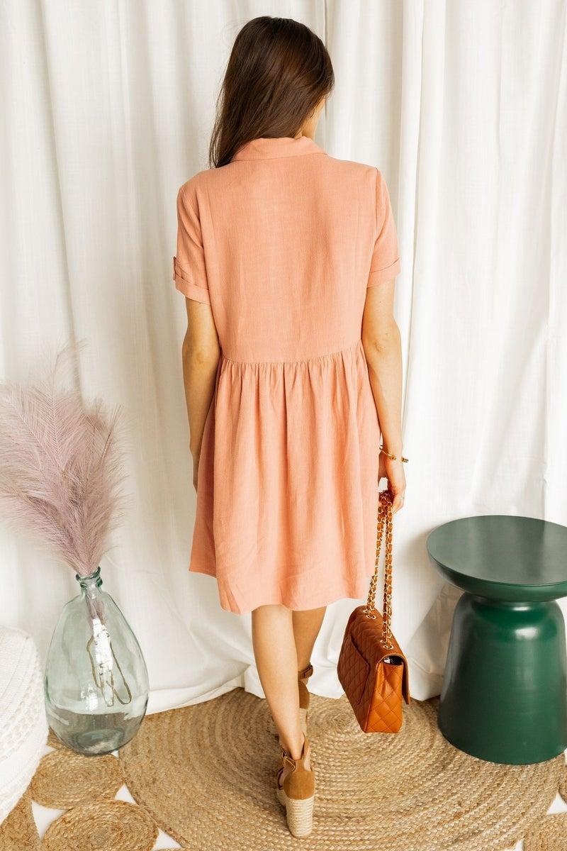 Ease on Spring Dress