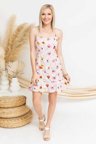 Picking Tulips  Dress