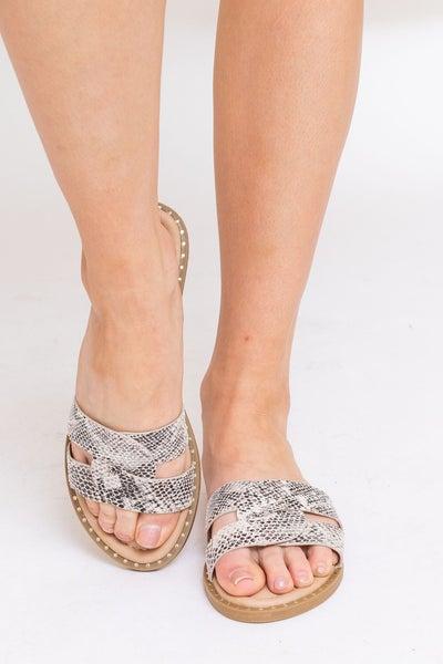 Step into Spring  Sandal