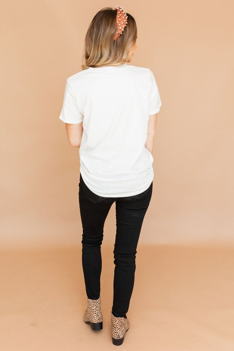 The Perfect Graphic Tee
