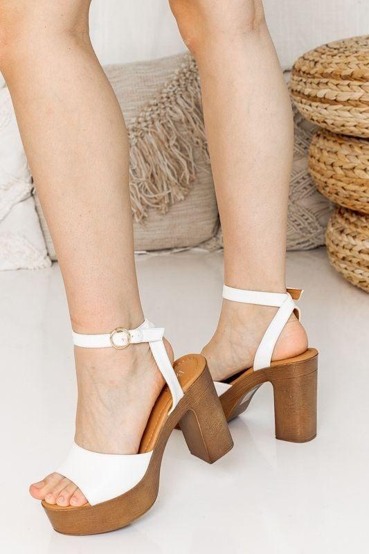 Use Your Platform Heel