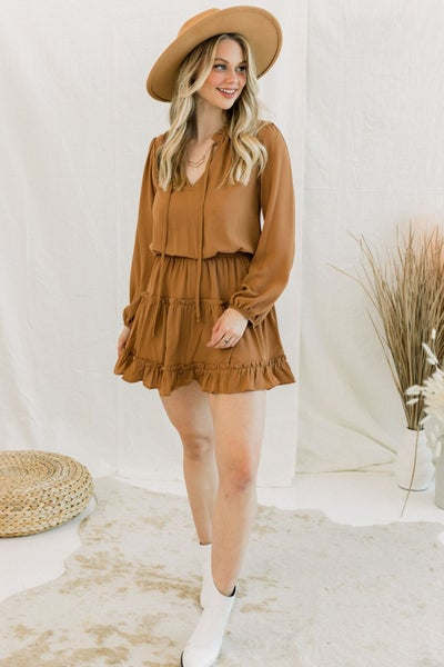 Fall Upon Us Dress