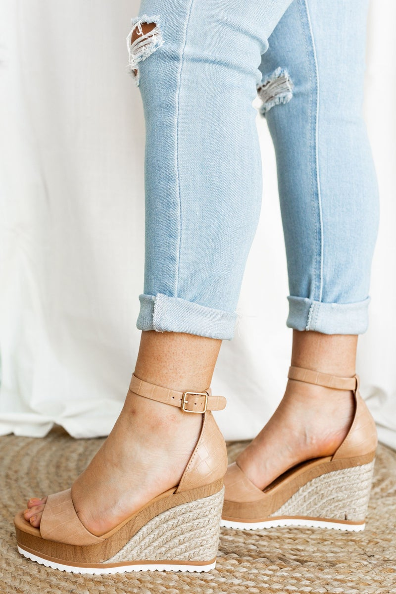 Step out and Shine Wedge