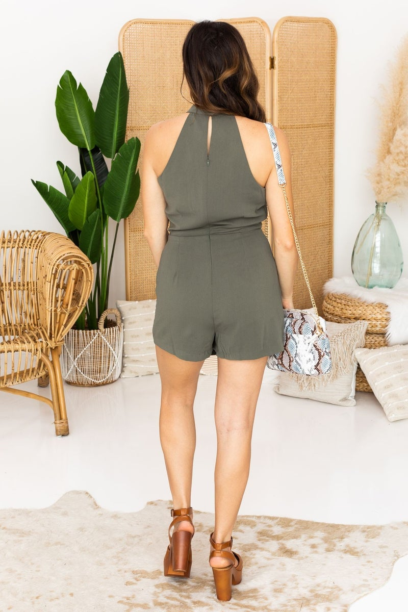 Cheers to the Best Romper
