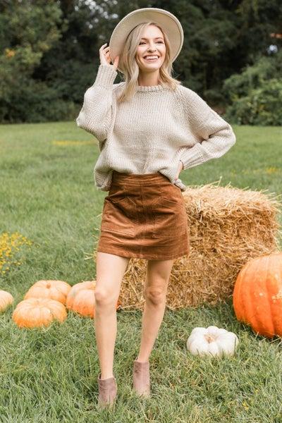 Dare to Dream Sweater