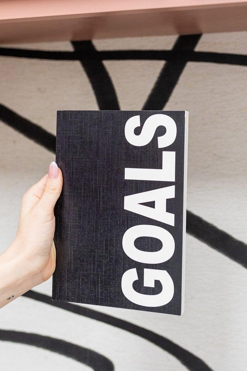 #Goals Journal *Final Sale*