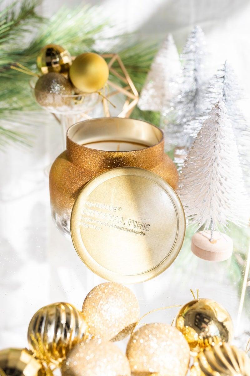 Crystal Pine Ombre Signature Jar