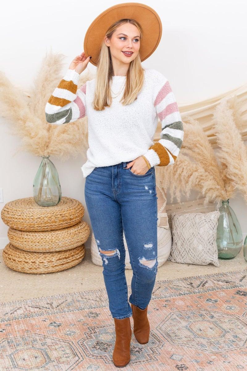 Winter Surprise Sweater