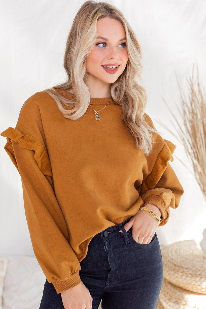 Montana Skies Sweater