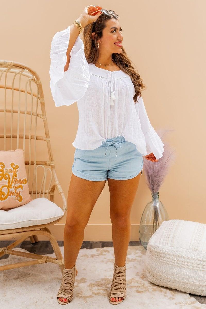 All Summer Long Shorts