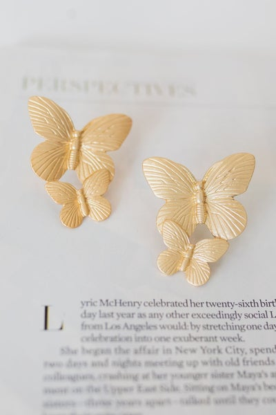 A little Flutter Earring *Final Sale*