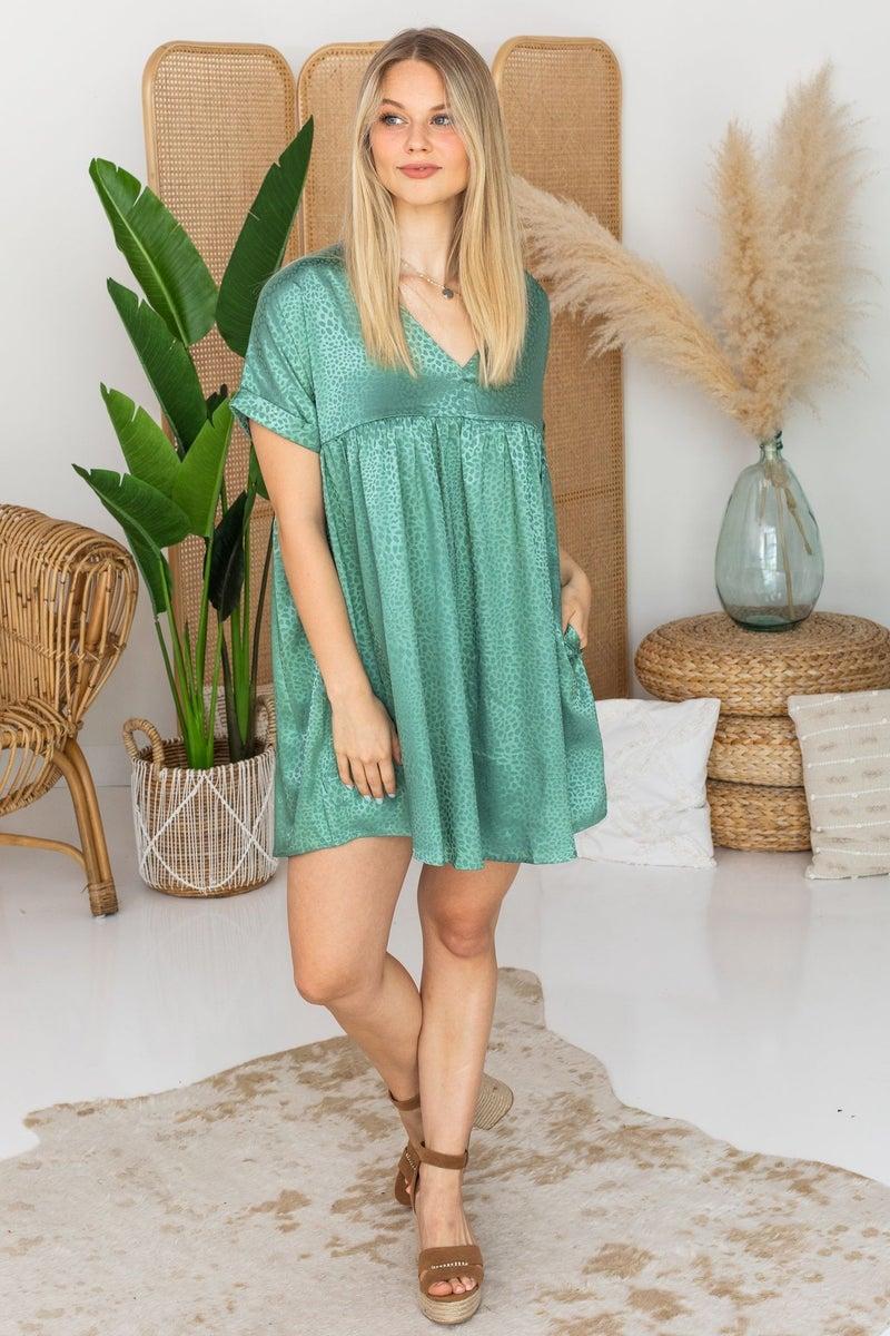 Shine Through Dress