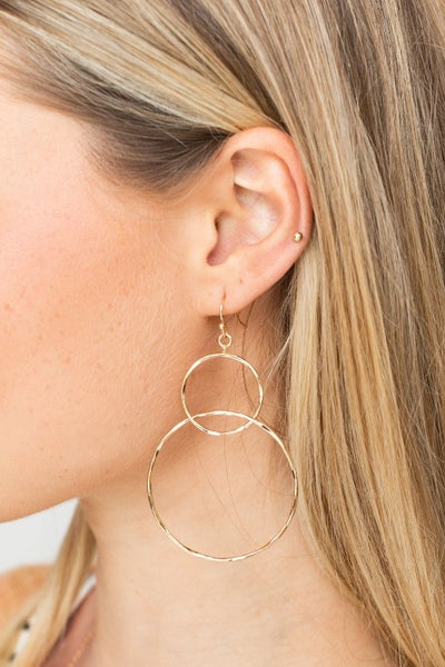 Dangle in the Night Earring *Final Sale*