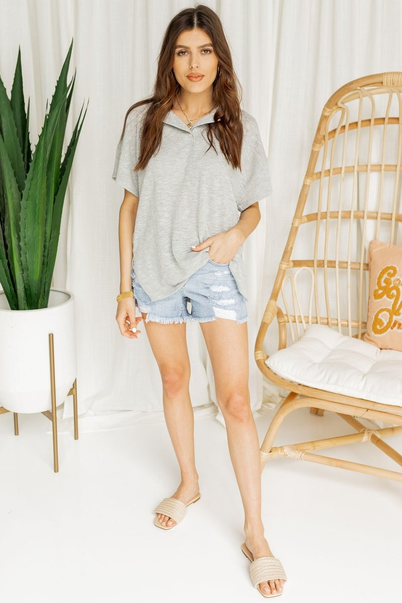 Cool and Casual Top