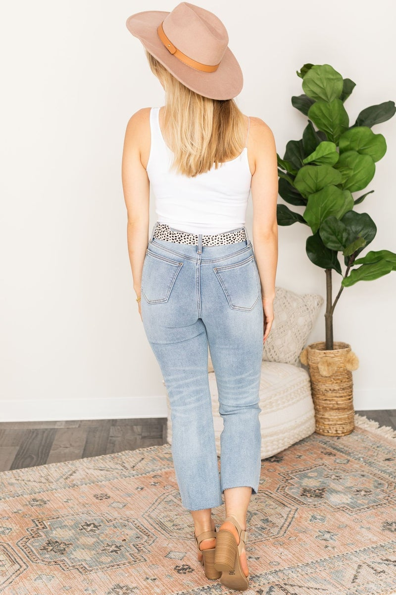Flare Out Denim