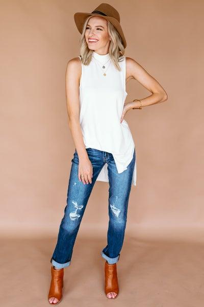 Hey Girlfriend Hey Jeans